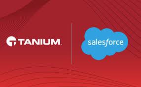 acuerdo tanium y salesforce